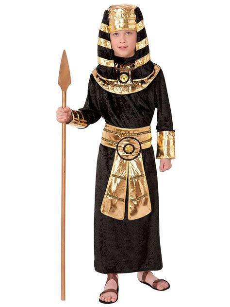 Longsleve Ramses pharaoh child costume costumes