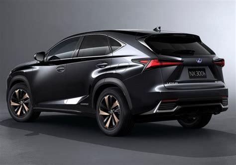 lexus nx 2018 colors 2018 lexus nx price release date changes redesign 200t 300h