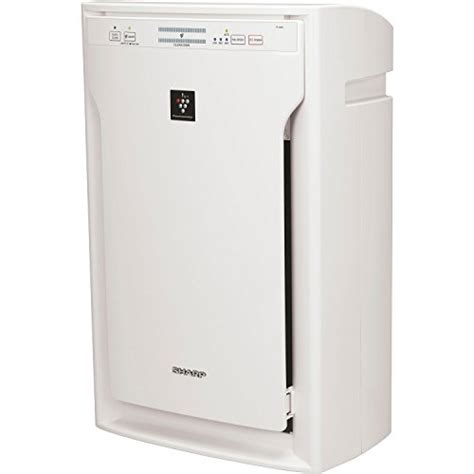 sharp fpa80uw plasmacluster ion air purifier with true hepa filter misc in the uae see