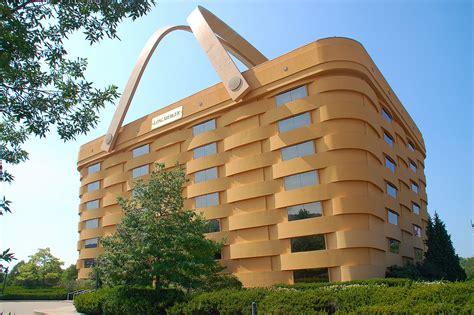 longaberger basket building the 30 weirdest roadside attractions in america longaberger basket building