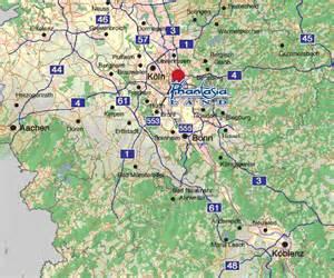Location Map Phantasialand