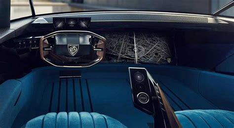 peugeot spor araba peugeot dan harika bir elektrikli spor araba modeli e