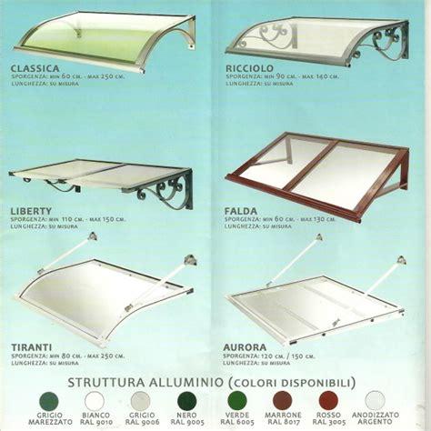 tettoie per porte esterne pensiline artistiche per le nostre