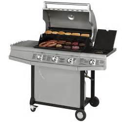 brinkmann proseries 8300 58 500 btu 4 burner gas grill