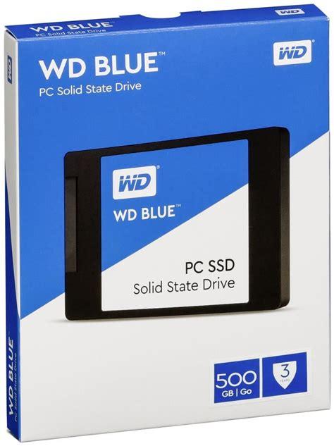 Ssd 500gb Wd Blue 2 5 disco ssd 500gb western digital blue 2 5 comeros