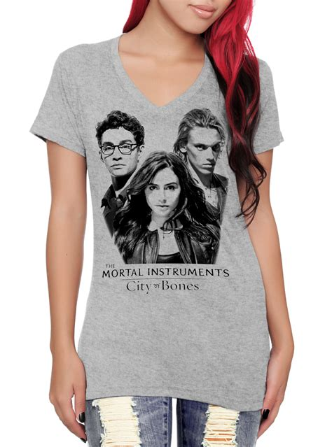 the mortal instruments city of bones hot topic hot top the mortal instruments city of bones merchandise