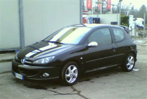buy peugeot 206 peugeot 206 xs picture 1 reviews specs buy car