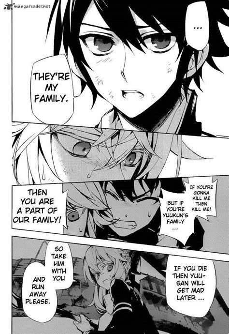 Read Owari No Seraph Chapter 37 - MangaFreak