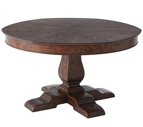 Large Pedestal Table large pedestal table farmhouse and cottage
