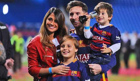 lionel messi family biography huge lionel messi to get married twice within an year