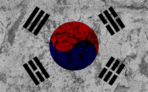 cool korean wallpaper flag of south korea full hd wallpaper and background image