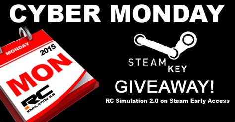 Rc Giveaway Contest - rc simulation 2 0 cyber monday 2015 giveaway contest rc