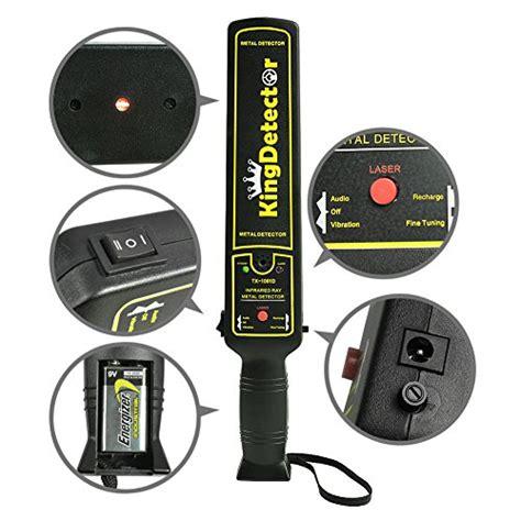 metal detector for woodworking kingdetector tx 1001d pinpointer handhold metal detector
