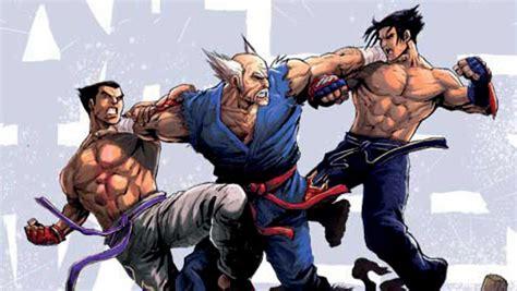 Design Home Game Online exclusive titan brings tekken back to comics in may