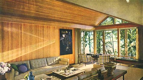 interior design in the 50s and 60s