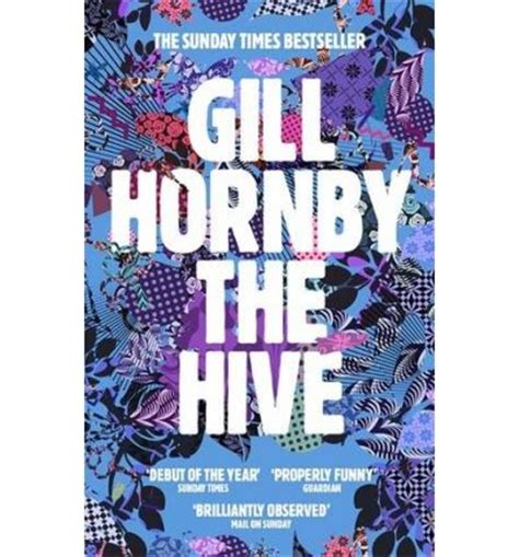 hive book 8 the hive gill hornby 9780349139302
