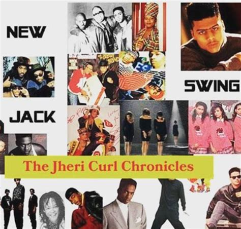 new jack swing radio the jheri curl chronicles radio show pays tribute to new