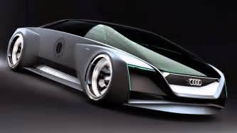 Futuristic Electric Car Design Clever Bulletin Audi Designs The Futuristic Supercar In