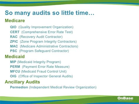 Qio Appeal Letter seven steps to minimize the of healthcare audits