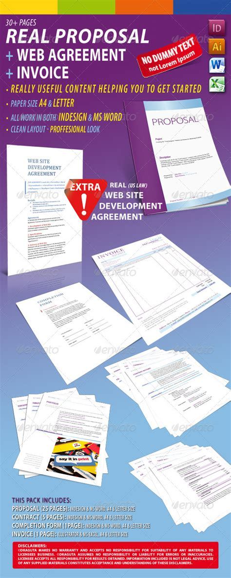 web design proposal graphicriver print template graphicriver gd real proposal 01