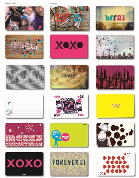 Can You Use Forever 21 Gift Cards Online - forever 21 concept gift cards sudeshna