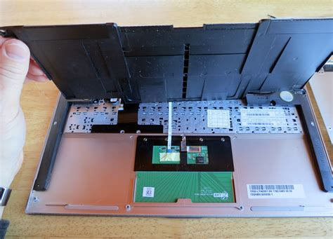 Laptop Asus Zenbook Ux31e Dh72 asus zenbook ux31e dh72 13 3 inch disassembly and teardown