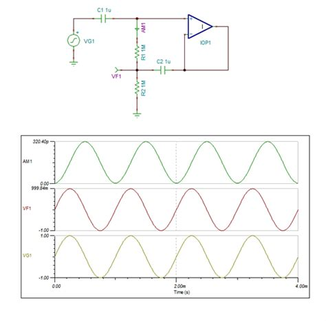 coupling capacitor input impedance ac lification problem coupling capacitor isn t blocking dc from electret mic using tl071