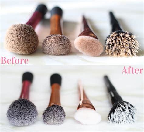 Detox Brush Does The Brush Matter by Review Real Techniques Brush Cleansing Palette Slashed