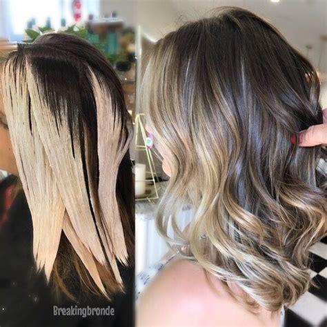 30 balayage hairstyles 2018 balayage hair color ideas brown