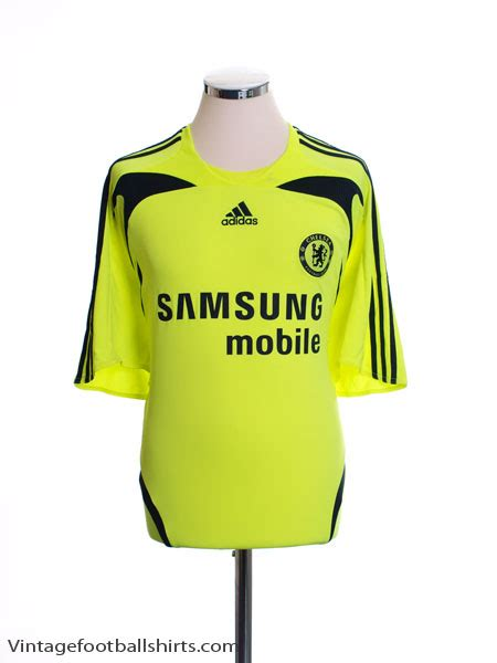 Chelsea Away 2007 2007 08 chelsea away shirt bnwt xl for sale
