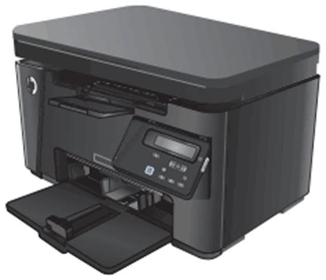 Printer Hp M125 printer specifications for hp laserjet pro m125 m126 printers hp 174 customer support