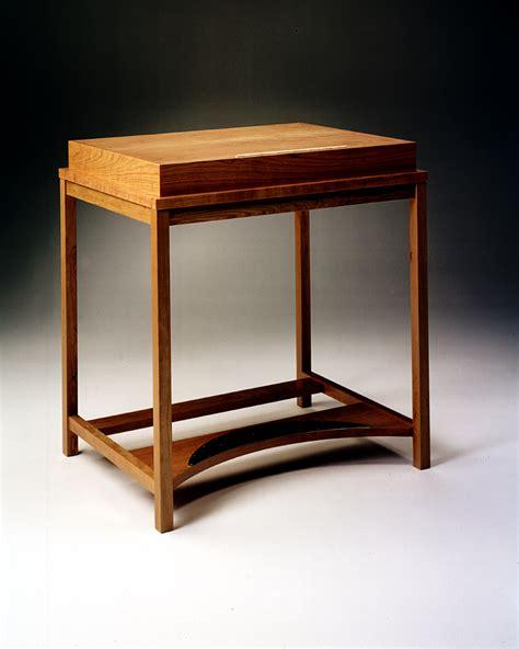 wood stand up desk furniture varnished wood standing desk come with