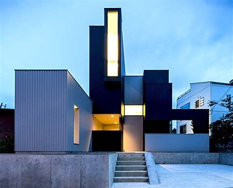 Farmhouse Com by Incredible Cubist Scape House By Kouichi Kimura Resembles