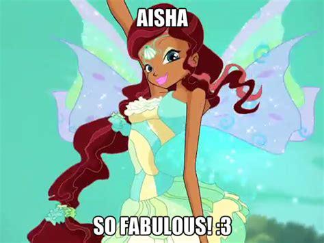 Aisha Meme - winx club memes 2 page 3