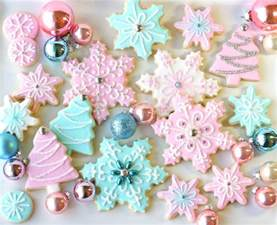 vintage pastel christmas glorious treats