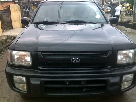 jeep infiniti nissan infinity qx4 jeep 1998 model sold autos nigeria