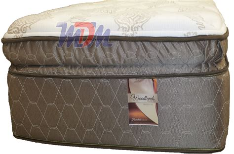 Pillow Top Cover For Mattress by Woodlands Pillow Top A Low Cost Premium Mattress