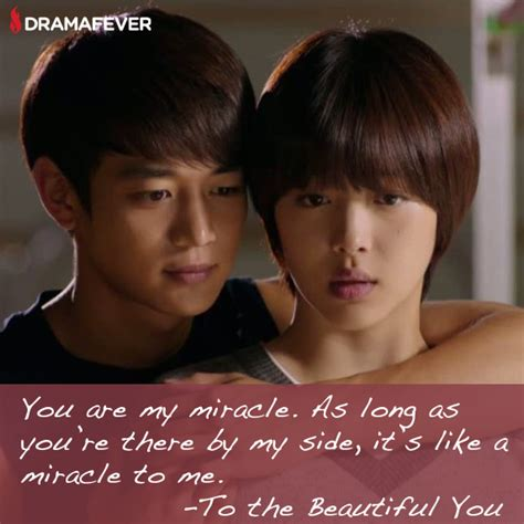 film drama korea you re beautiful youre beautiful korean drama quotes quotesgram