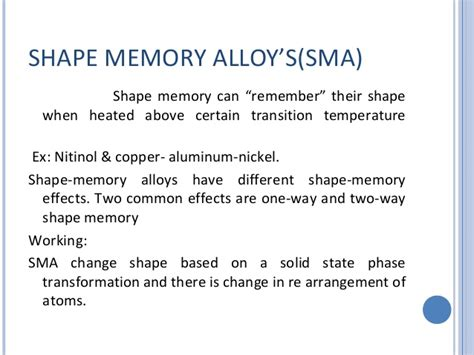 solid state thermal diode with shape memory alloys advanced material