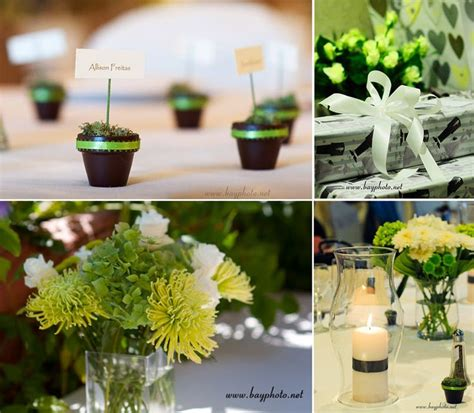 10 best black white lime green images on table centers tray tables and wedding decor