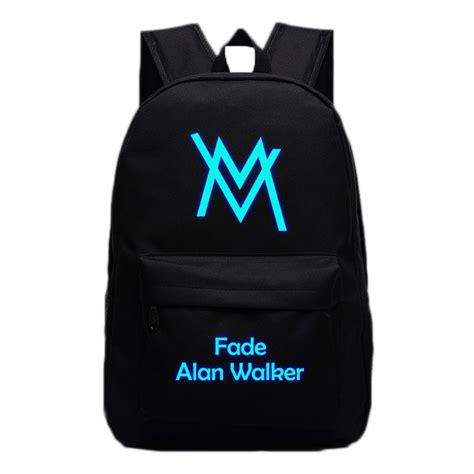 alan walker faded high quality music dj comedy alan walker backpacks luminous bags for