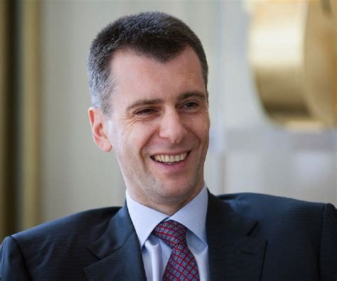 mikhail prokhorov bio the official site of the brooklyn nets mikhail prokhorov biography facts childhood family