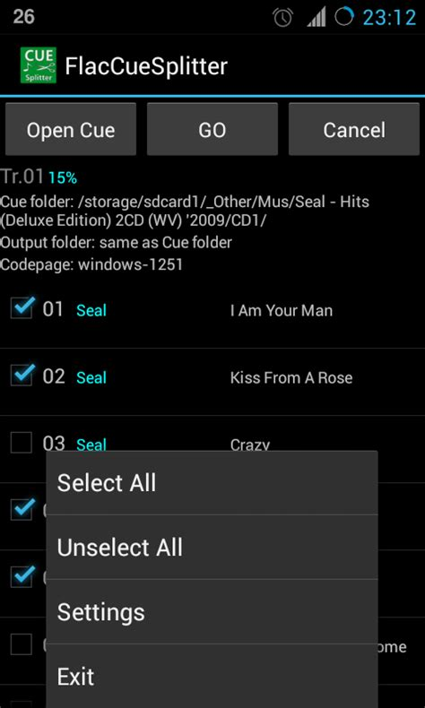 flac player apk flac cue splitter android apps on play