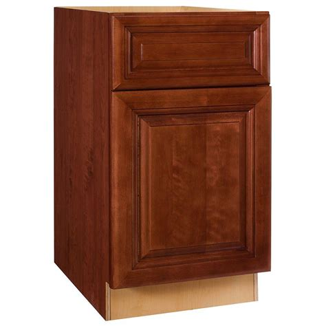 Desk Height Base Cabinets by Home Decorators Collection Assembled 15x28 5x21 In