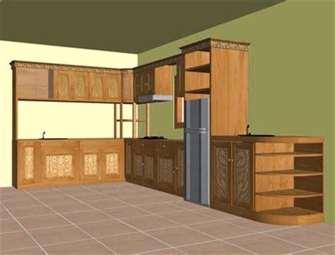 Lemari Dapur Minimalis model rumah minimalis sederhana contoh model lemari