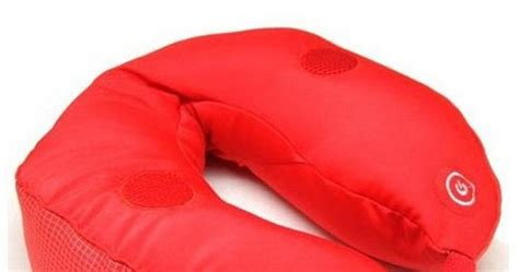 New Neck Cushion With Mp3 Bantal Alat Pijat Leher alat fitness kesehatan murah berkualitas jual neck