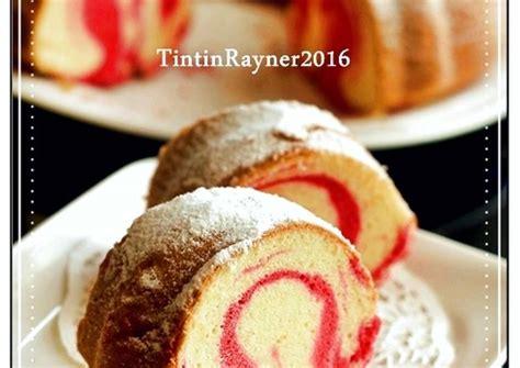 Marble Cake Jadul resep marble cake jadul ala pak sahak pribadi oleh tintin