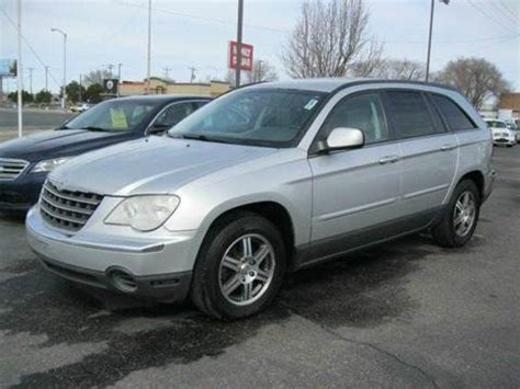 Chrysler Pacifica 2007 For Sale by Chrysler Pacifica For Sale In Idaho Carsforsale