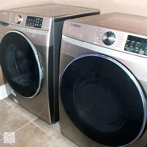 samsung wfr smart washer  dver dryer review