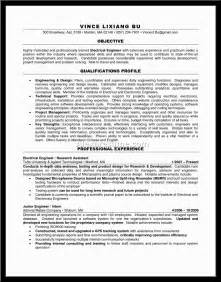 career summary exles for resumealexa document